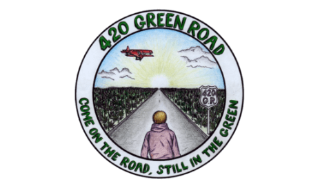 420 green road logo